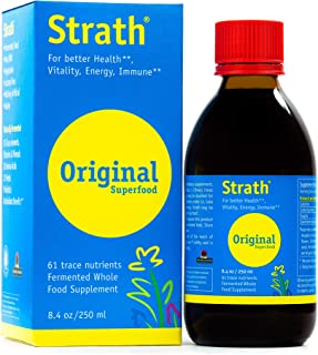Bio-Strath Liquid | Whole Food Supplement |Supports a Healthy Immune System | Promotes Focus & Cognitive Function | Made i...