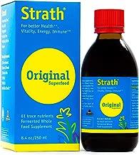 Bio-strath Liquid , 8.40-Ounce Glass Bottle