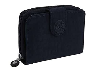 Kipling New Money Deluxe Wallet (True Blue) Wallet Handbags