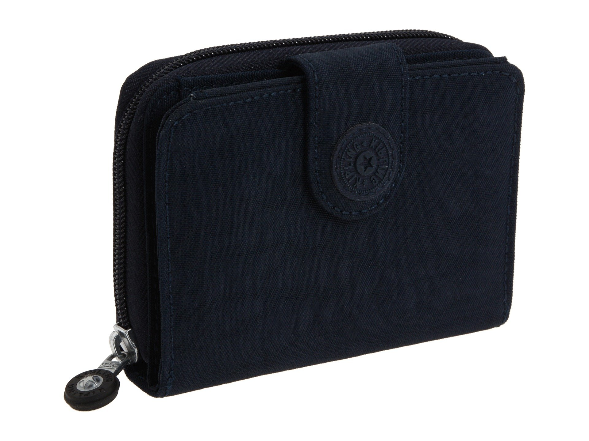 Money Deluxe Kipling True Blue Wallet New SAwRwqf