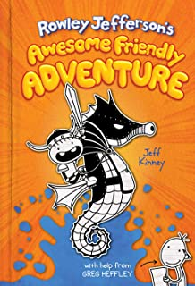 Rowley Jefferson's Awesome Friendly Adventure (Diary of an Awesome Friendly Kid)