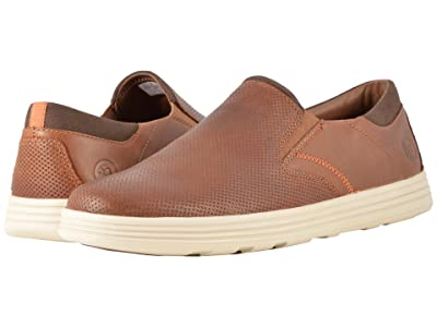 Dunham Colchester Slip-On (Brown) Men