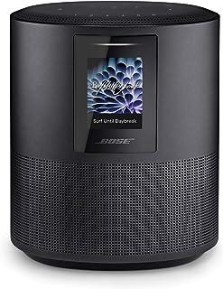 Bose Smart Speaker 500 スマートスピーカー Bluetooth, Wi-Fi接続 マイク付 タッチ操作 17 cm (W) x 20.3 cm (H) x 10.9 cm (D) 2.15 kg Amazon Alexa搭...