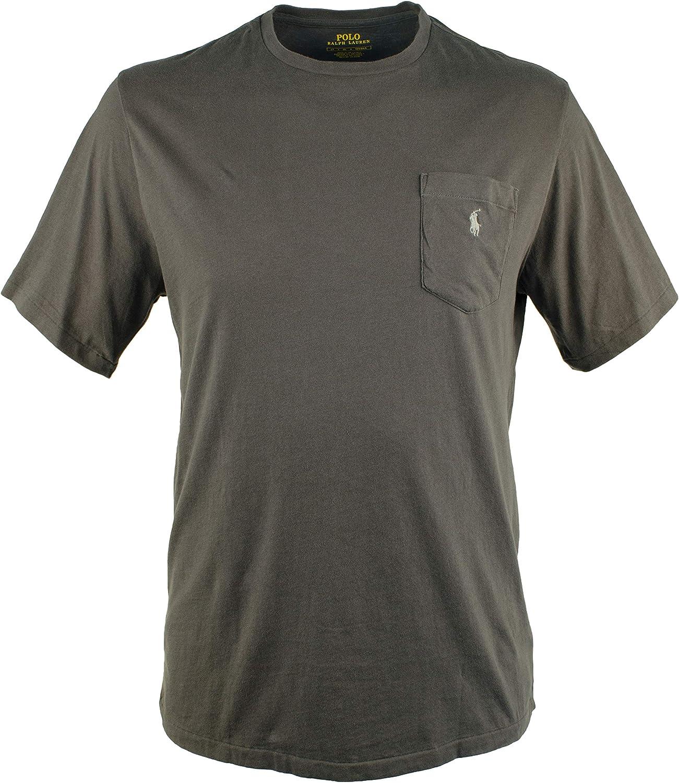 Polo Ralph Lauren Big & Tall Men's Big & Tall 26/1 Jersey Short Sleeve Classic Fit T-Shirt