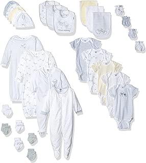 Gerber Baby Girls 30 Piece Essentials Gift Set