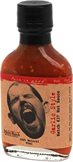 Pain is Good Garlic Style Hot Sauce, 1er Pack 1 x 0.095 l