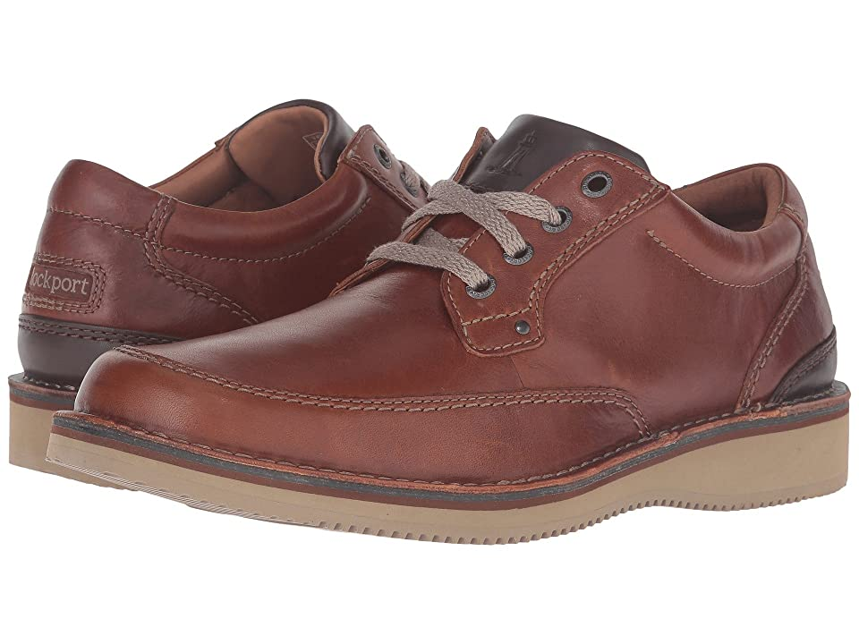 Rockport Prestige Point Mudguard Oxford (Tan 2) Men
