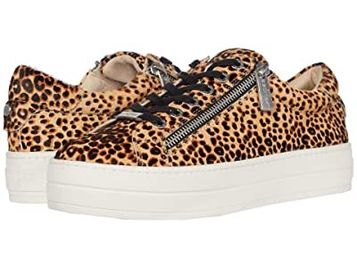 J/Slides Harling (Natural/Black Leopard) Women