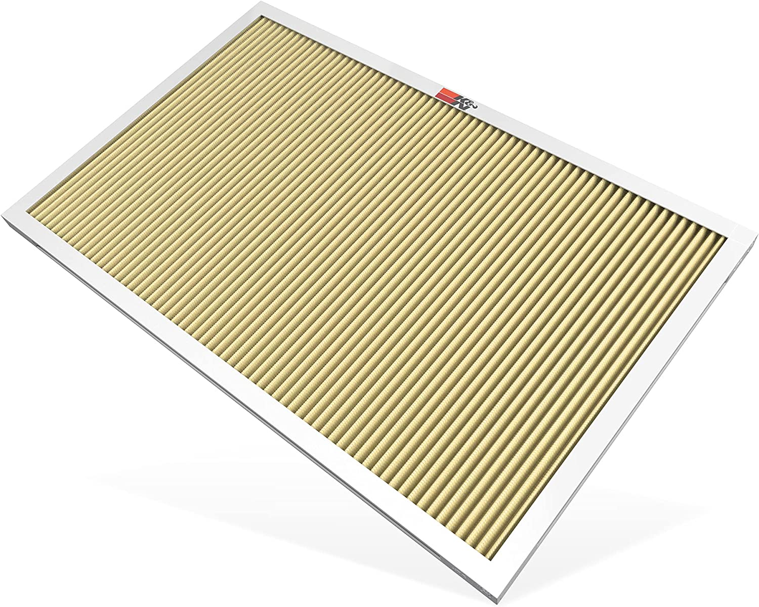 KN 16x25x1 HVAC Furnace Air Filter, Lasts a Lifetime, Washable,