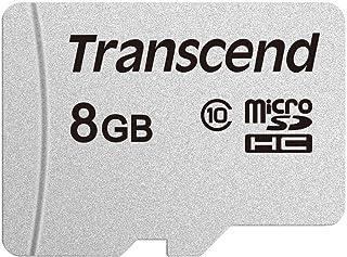 Transcend microSDカード 8GB Class10 TS8GUSD300S