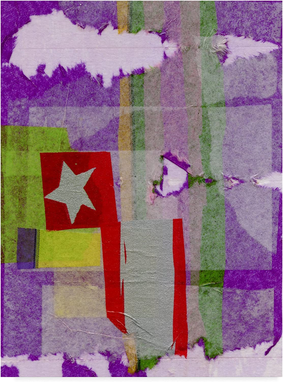 Escapade 1 by Anthony Sikich, 14x19Inch
