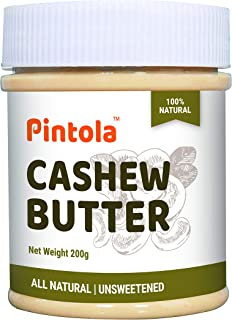 Pintola All Natural Cashew Butter (200g)