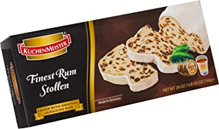 Kuchenmeister Rum Stollen in Gift Box, 26 Ounce