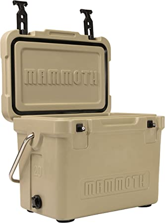 Mammoth Coolers Cruiser MC20T Cooler, Tan