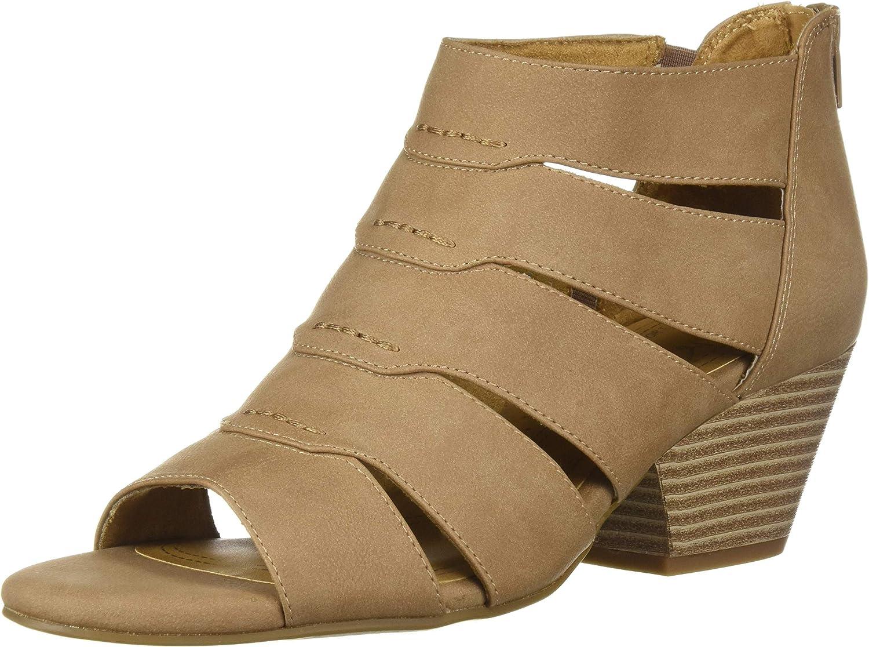 SOUL Naturalizer Womens Dori Sandal