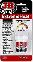 Best J-B Weld 37901 ExtremeHeat High Temperature Resistant Metallic Paste - 3 oz Review