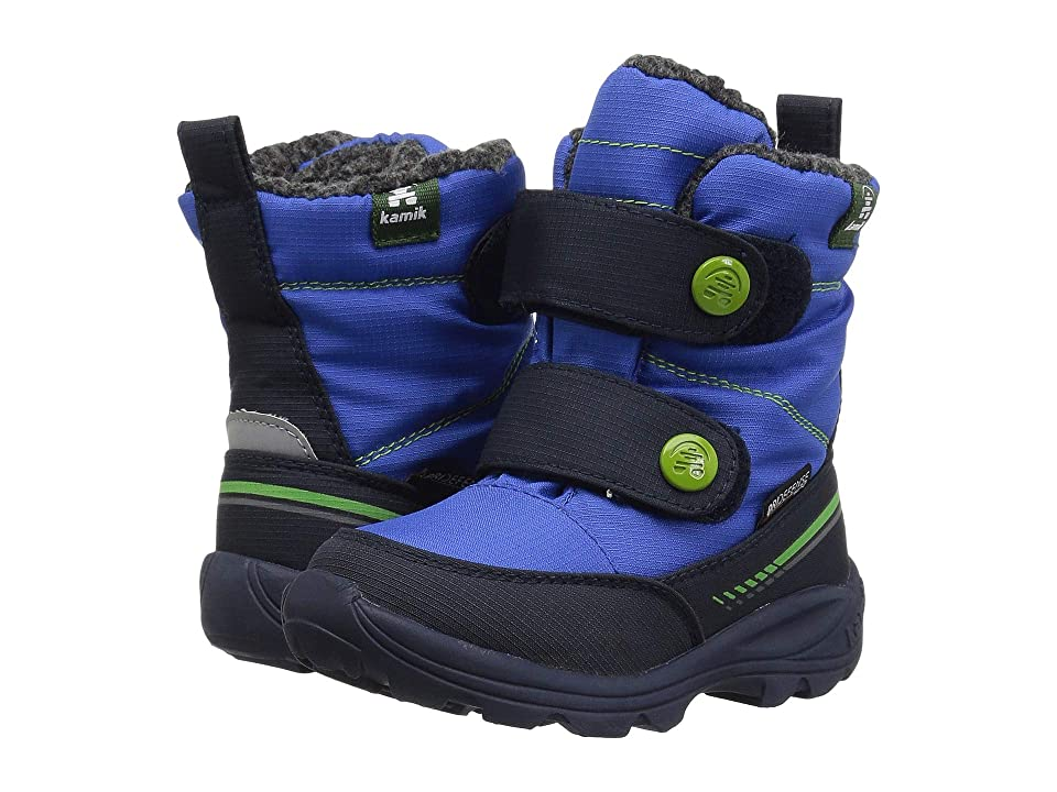 Kamik Kids Pep (Toddler) (Blue) Boys Shoes
