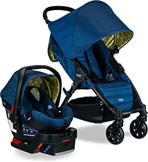 Britax Pathway & B-Safe 35 Travel System, Connect