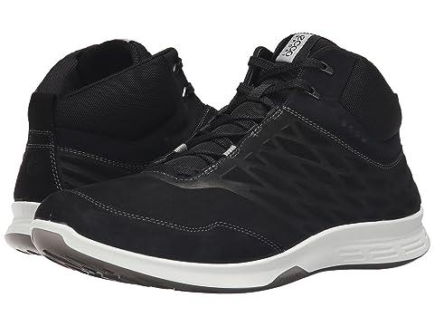 Discount Shop Mens Sport Shoes - Ecco Exceed High Black