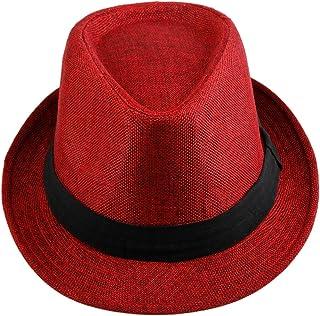 c1e712ab1 Amazon.com: Reds Men's Fedoras