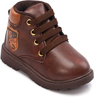 Kats Kids Boys and Girls Boots (3) for 2-5 Year Child