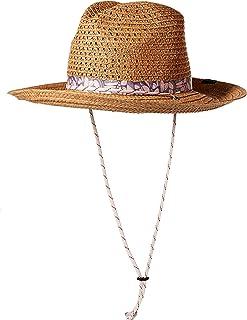 Columbia Cappello intrecciato Unisex, Bella Falls Straw Hat, Organico (carta)