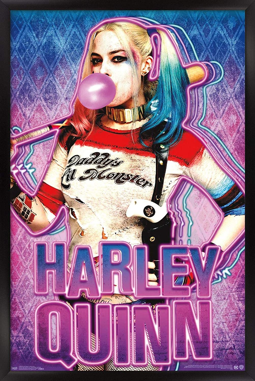 Trends International DC Comics specialty shop Movie Suicide Harley - Genuine Squad Gu