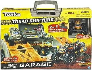 Tonka Tread Shifters Cliff Jumper Garage Set