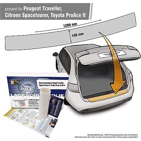 Pr Folia Set Passend Für Traveller 3 Generation Bj Ab 2016 Ladekantenschutz Einstiegsleisten In Transparent Lack Schutz Folie Auto