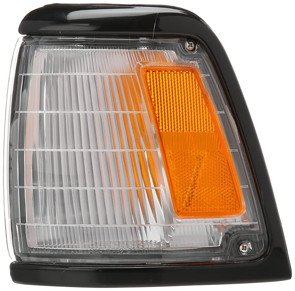 Depo 312-1516L-AS2 Toyota Pickup Driver Side Replacement Parking/Corner Light Assembly