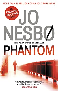 Phantom: A Harry Hole Novel (9) (Harry Hole series)