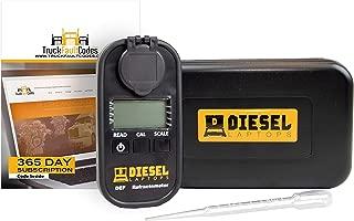 Diesel Laptops Digital Diesel Exhaust Fluid DEF Refractometer Tester