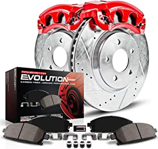 Power Stop KC6494 Z23 Evolution Sport Performance 1-Click Brake Kit with Caliper