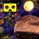 VR Space Exploration Pack for Google Cardboard glasses