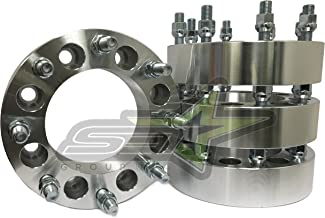 SET Group USA 8x6.5 to 8x170 Wheel Adapters | Spacers 2