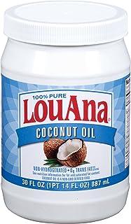 Ventura Foods Louana Coconut Oil, 30 oz