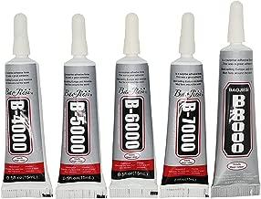 BCQLI B4000 B5000 B6000 B7000 B8000 Glue Suites, Suitable for Various DIY Scenes,Adhesive