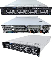 TechMikeNY PowerEdge R730 Server 2X 3.20Ghz E5-2667v3 8C 96GB 8X 300GB 15K SAS (Renewed)