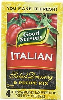 Good Seasons Italian Salad Dressing & Recipe Mix (2.8 oz Packet)