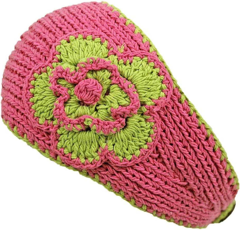 Handmade Wide Cotton Knit Headband