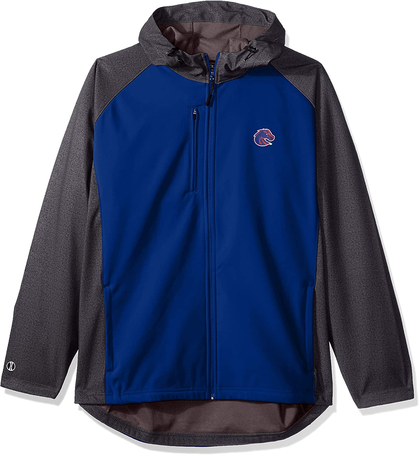 Carbon Print//Scarlet X-Large Ouray Sportswear NCAA Wisconsin Badgers Womens Raider Soft Shell Jacket