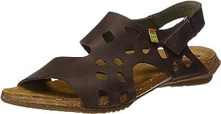 Para esEl Sandalias Zapatos Mujer Naturalista Vestir Amazon De dxthoQsCBr