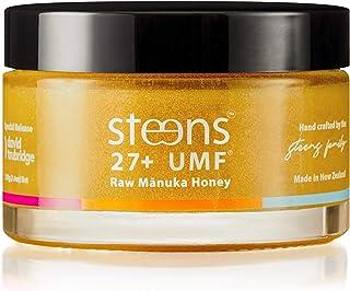 Sponsored Ad - Steens Raw Monofloral Manuka Honey MGO 1359+ (UMF 27) Artisan Collection 7.4oz