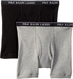 d27067534 Polo Ralph Lauren Kids. 2-Pack Boxer Briefs (Little Kids Big Kids)