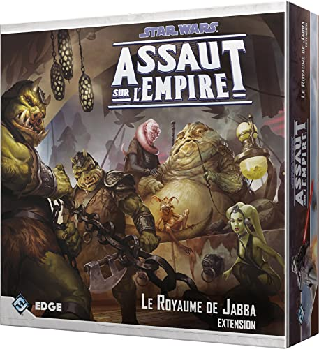 Asmodee – Star Wars Assaut Empire – EXT. Le Royaume de Jabba, FFSWI32, Keine