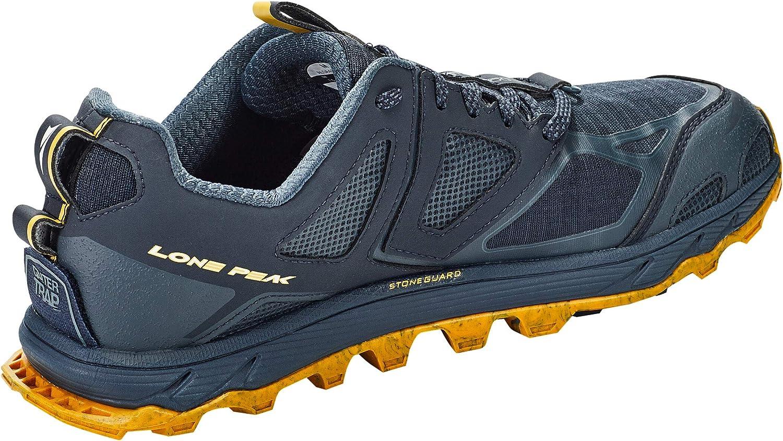 ALTRA Mens AL0A4PE5 Lone Peak 4.5 Trail Running Shoe