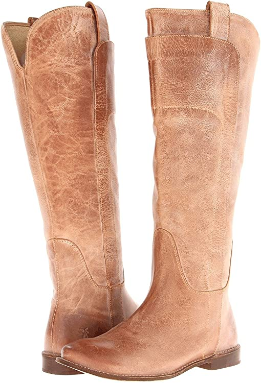 Tan Burnished Antique Leather