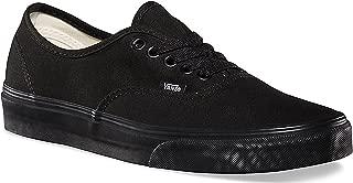 Vans Authentic Unisex Skate Trainers Shoes Black/Black 10.5 B(M) US Women / 9 D(M) US Men