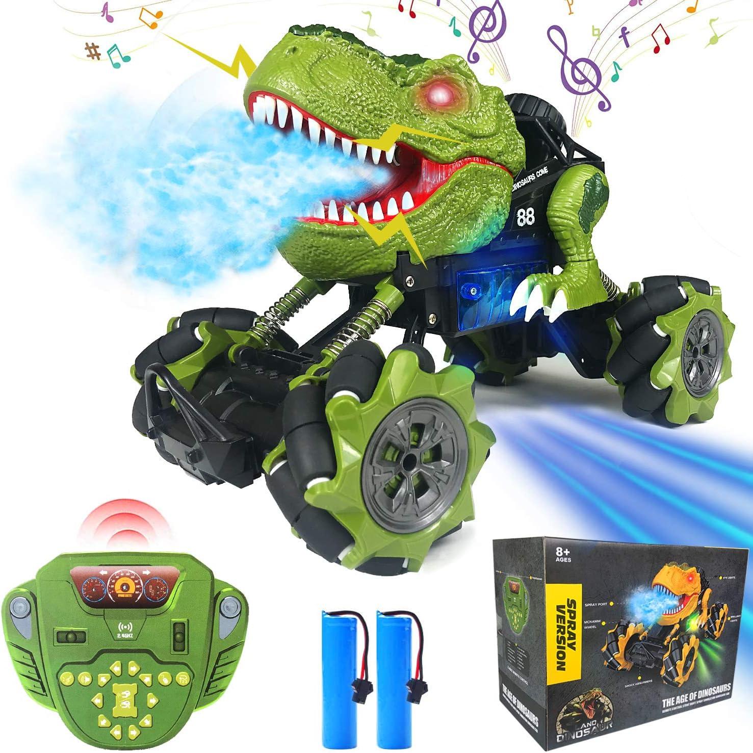 Remote Control Dinosaur Ranking integrated 1st place Car RC T-Rex Super-cheap Drift Inch Powerful Tru 11