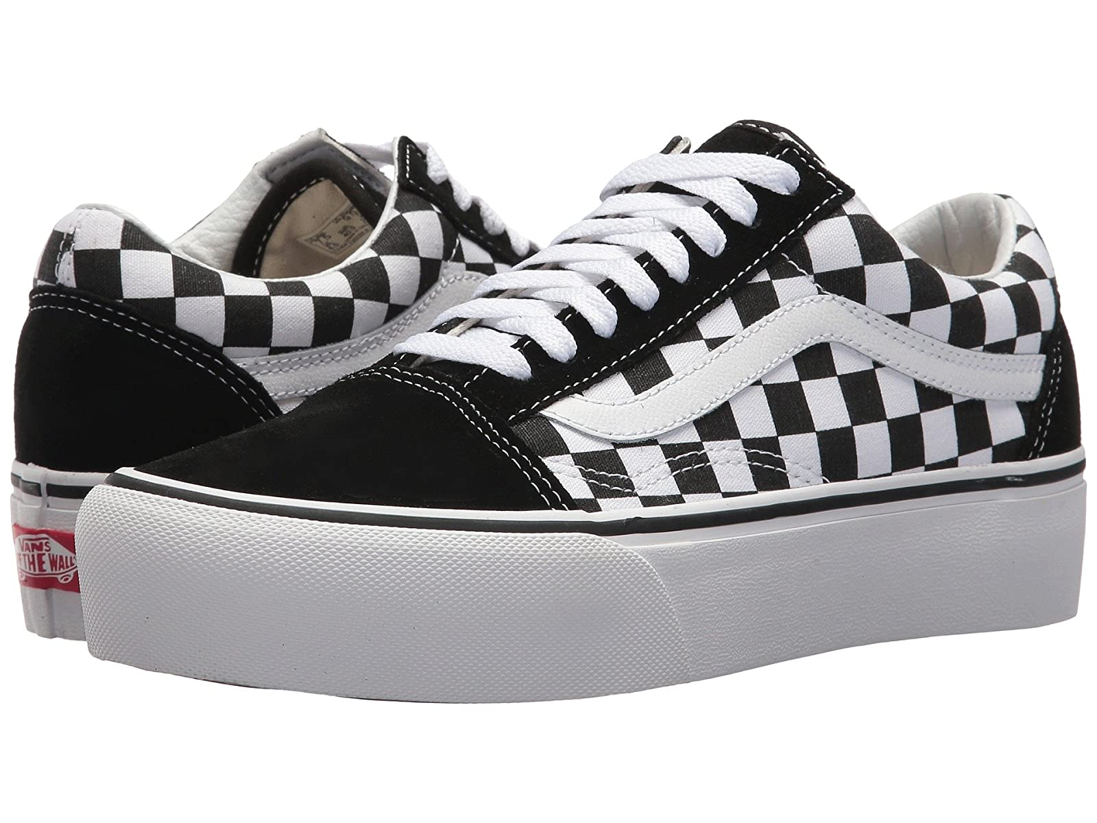 Vans Old Skool PlatformAtmospheric grades have affordable shoes